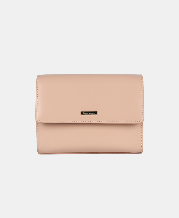 [루나피에나] Sole Shoulder Bag Pink
