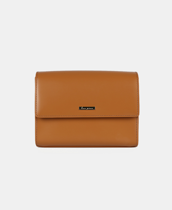 [루나피에나] Sole Shoulder Bag Brown